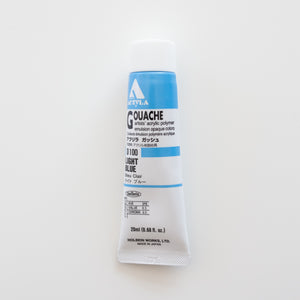 Holbein Acryla Gouache D100 A 'Light Blue'