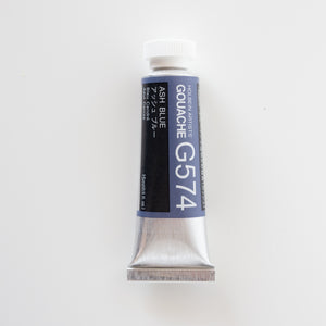 Holbein Artists Gouache G574 'Ash Blue' A