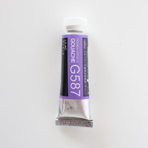 Holbein Artists Gouache G587 'Lilac' B