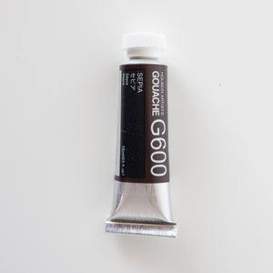 Holbein Artists Gouache G600 'Sepia' B