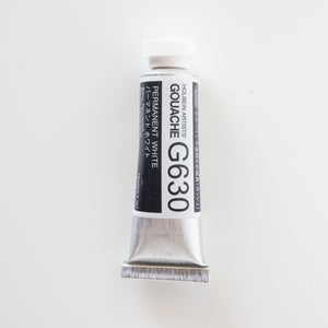 Holbein Artists Gouache G630 'Permanent White' A