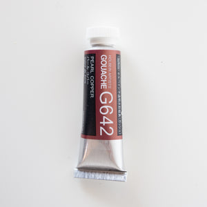 Holbein Artists Gouache G642 'Pearl Copper' C