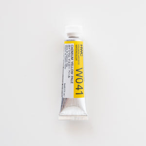 Holbein Artists Watercolor 5ml W041 'Cadmium Yellow Pale' C
