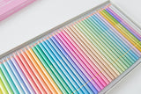 Holbein Kleurpotloden pastel set 50 | Holbein coloring pencils set 50