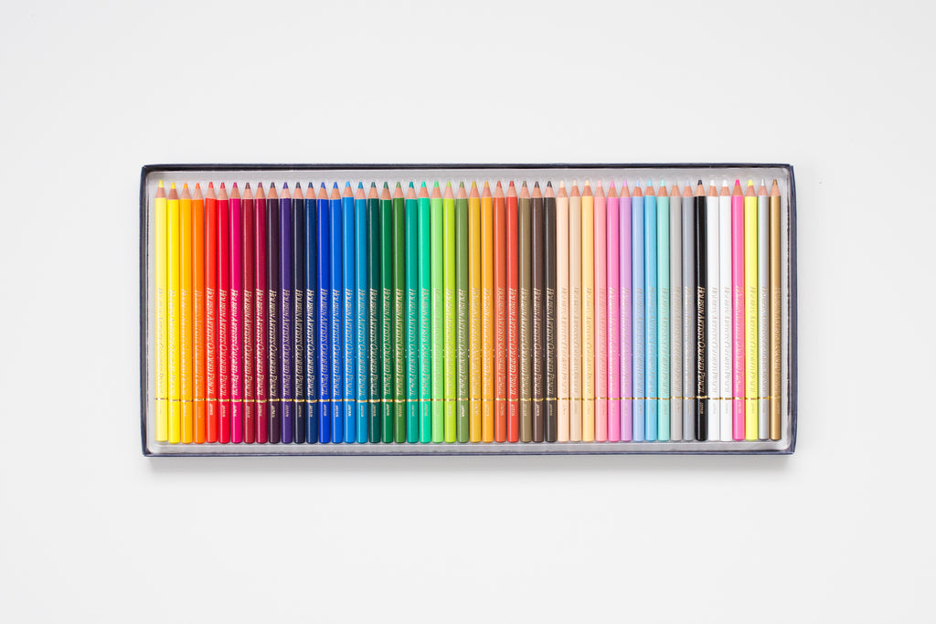 Holbein Coloring Pencils set 50