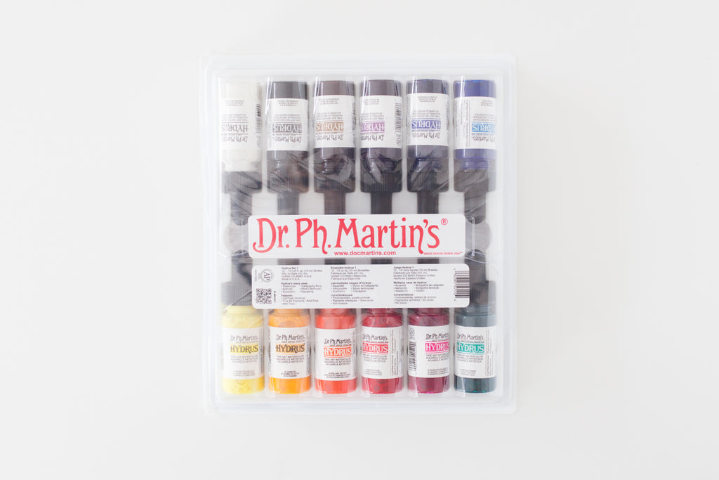 Hydrus Fine Art Watercolor set 1