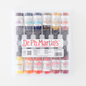 Hydrus Fine Art Watercolor set 3