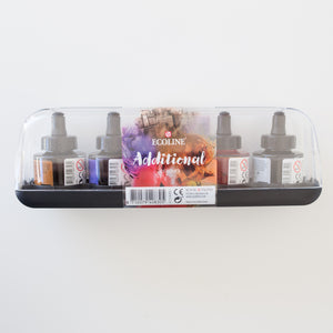 Ecoline 30ml set Additional Colors