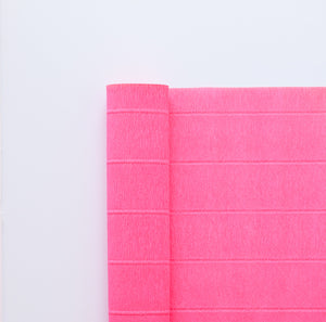 Crepe papier 180gr 551 Shocking Pink