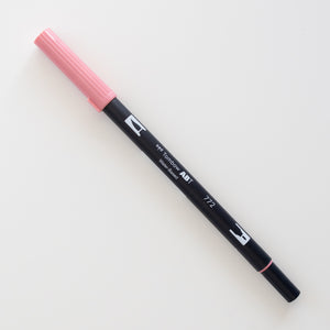 Tombow Dual Brush ABT 772 Blush