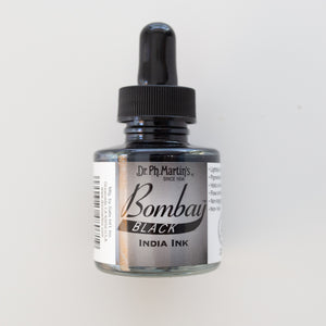 Bombay Ink Dr Ph Martins Black