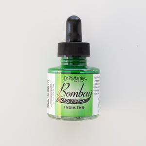 Bombay Ink Dr Ph Martins Grass Green