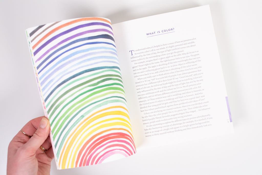 'A Field Guide to Color' by Lisa Solomon