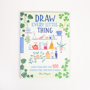 'Draw every Little Thing' by Flora Waycott