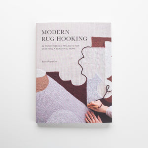 'Modern Rug Hooking' by Rose Pearlman