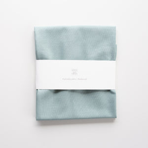 Borduurstof Katoen 'Light blue' | Embroidery fabric Cotton 'Light blue'