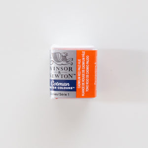 Winsor & Newton Cotman 103 Cadmium Red Pale Hue