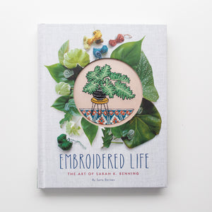 Embroidered Life by Sara Barnes