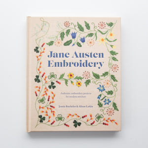 Jane Austin Embroidery