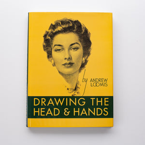 'Drawing the Heads and Hands' by Andrew Loomis