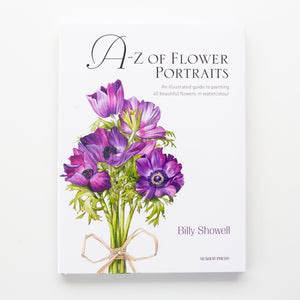 'A-Z of Flower Portraits' by Billy Showell