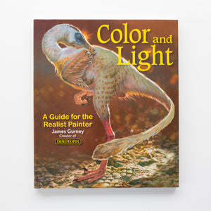 'Color & Light' by James Gurney