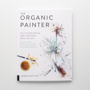 'The Organic Painter' by Carne Griffiths