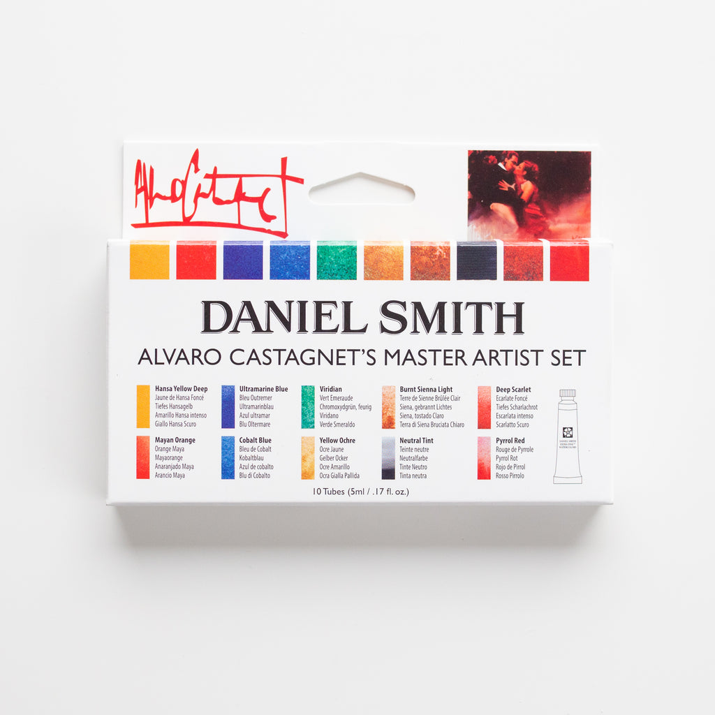 Daniel Smith Alvaro Castagnet set 5ml