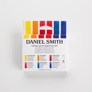 Daniel Smith Watercolor Essential set