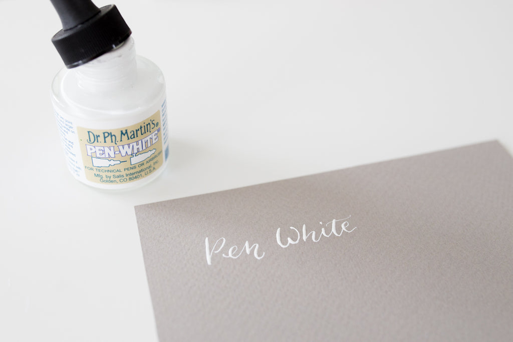 Dr Ph Martin's Pen White