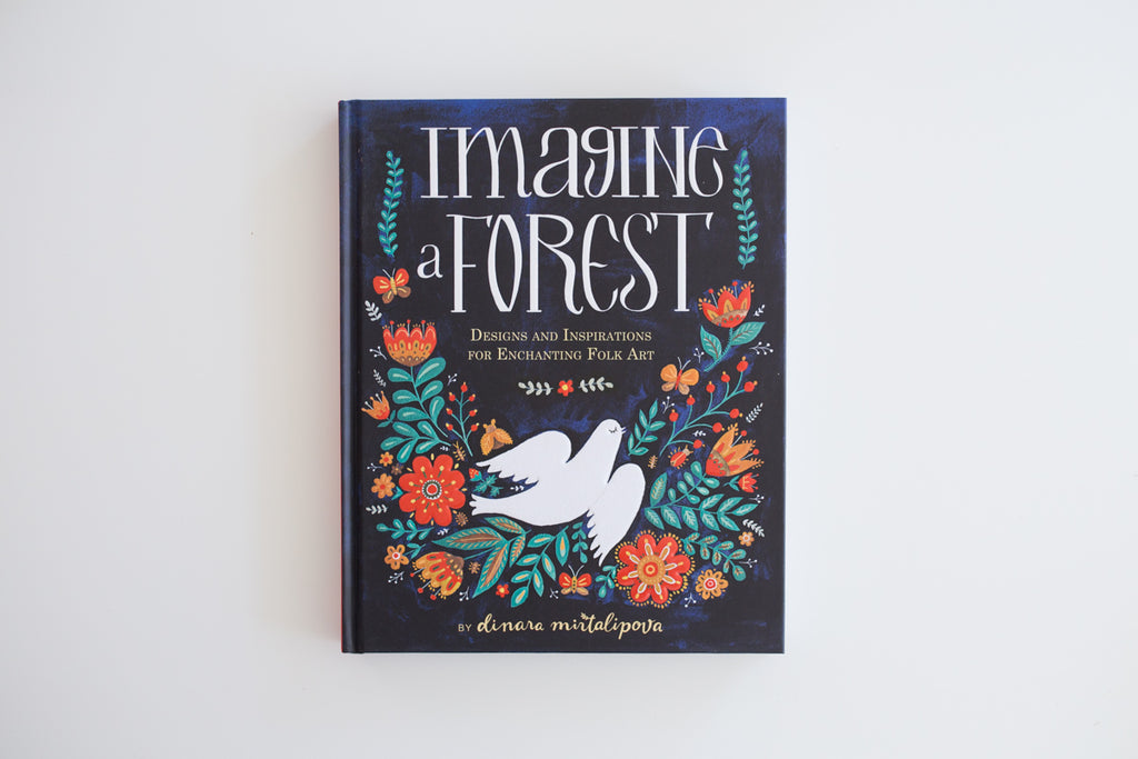 Imagine a forest - Dinara Mirtalipova