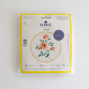 DMC Embroidery set Rose
