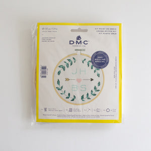 DMC Borduurkit 'Love Laurel' | DMC Embroidery kit 'Love Laurel'