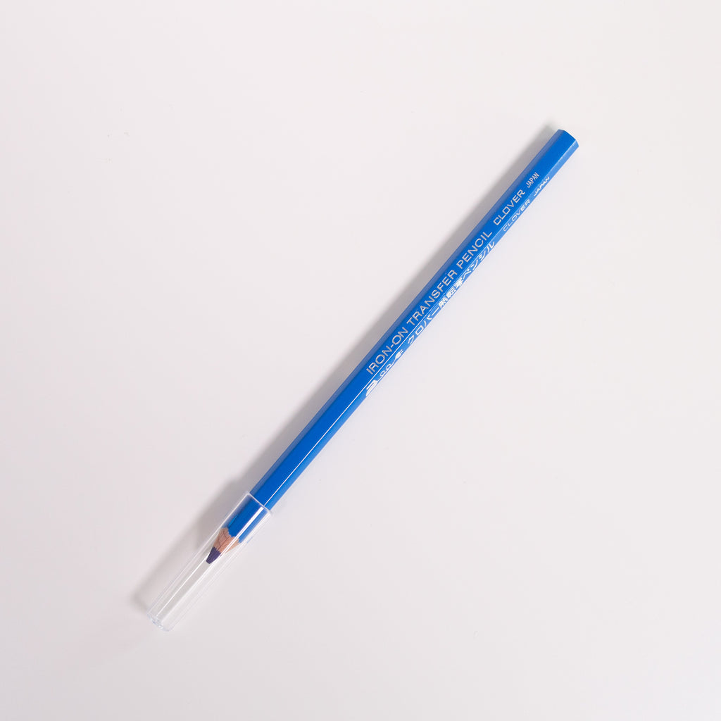 Iron-on Pencil Clover