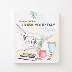 Draw your day door Samantha Dion Baker
