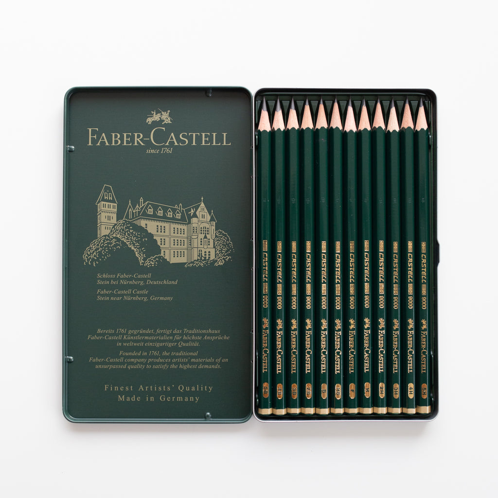 Faber Castell 9000 Design set 12