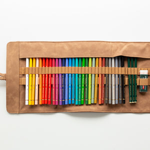 Faber Castell Polychromos Pencil roll set