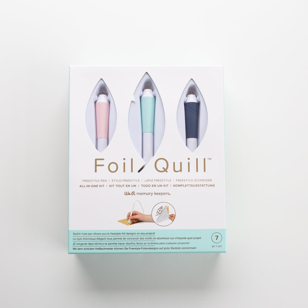 Foil Quill Freestyle set