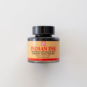 Oostindische inkt 30ml | Indian ink 30ml