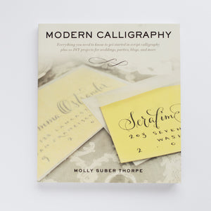 'Modern Calligraphy' by Molly Thorpe