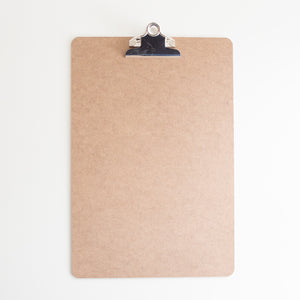 Klembord voor A4 | A4 clipboard