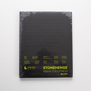 Legion Stonehenge Black 20x25