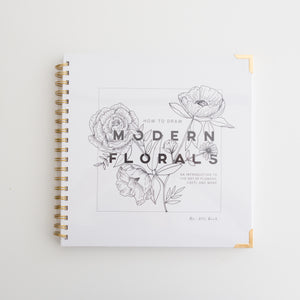'How to draw Modern Florals' by Alli Koch