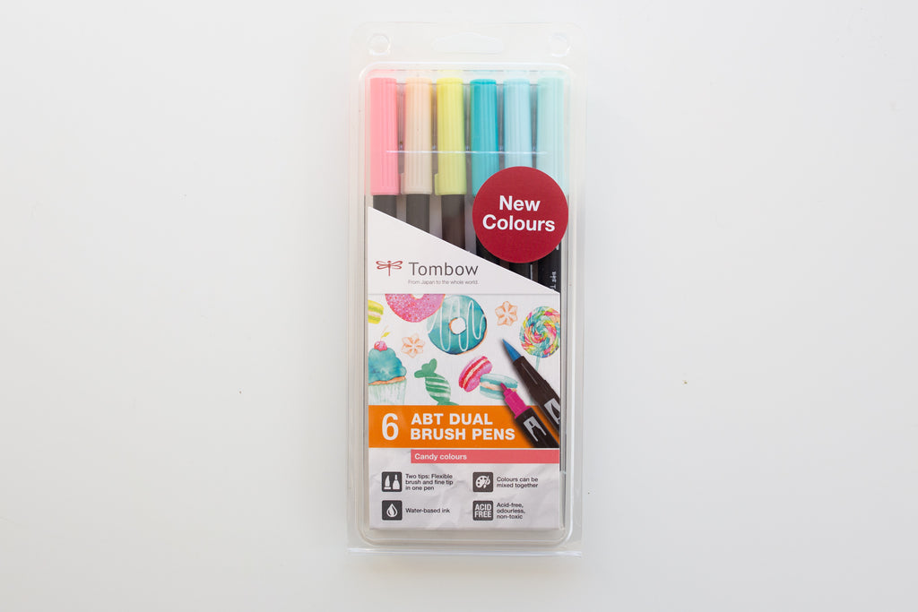 Tombow ABT Candy set