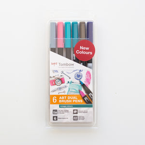 Tombow ABT Vintage set