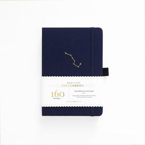 Archer & Olive Blank Night Sky | Archer & Olive Sketchbook Night Sky