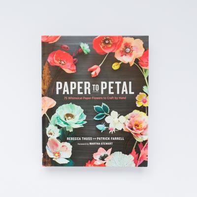 'Paper to Petal' by Thus & Patrick