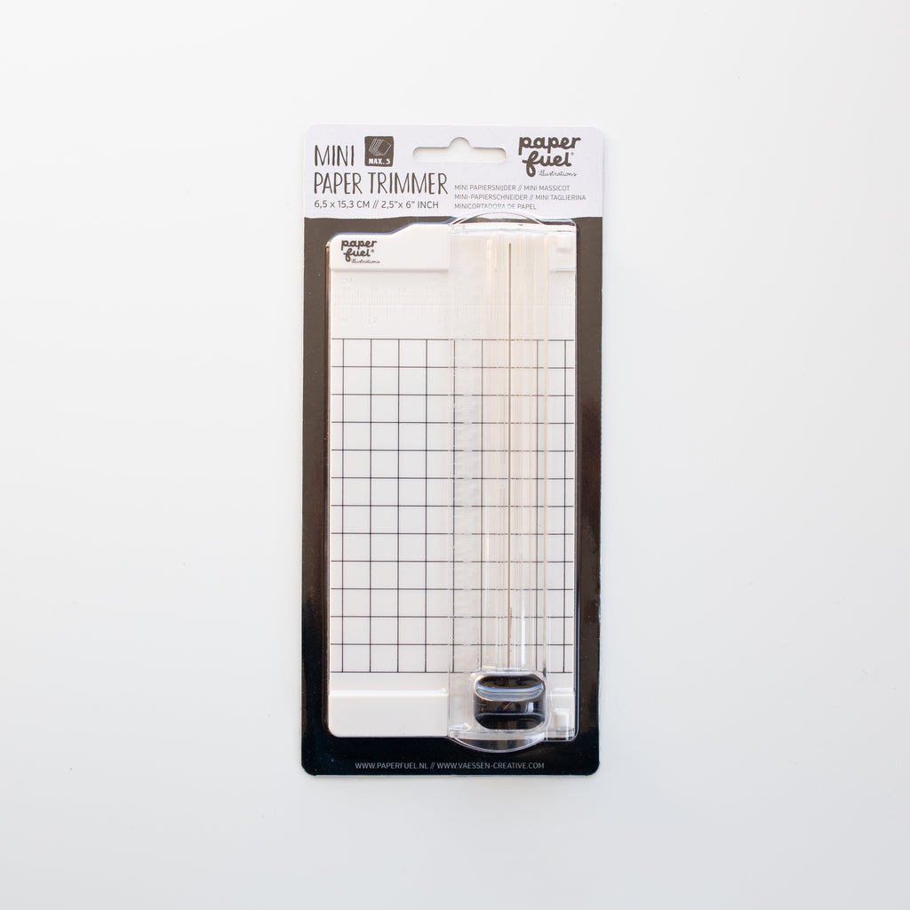 Mini Paper trimmer Paperfuel