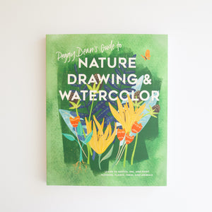 Peggy Deans Guide to nature drawing