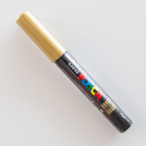 Posca PC-1MC Marker Gold